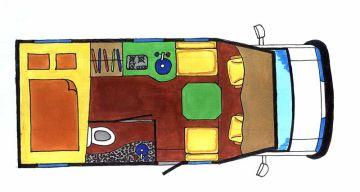 vorstellung expeditionsmobil procab seite 5. Black Bedroom Furniture Sets. Home Design Ideas