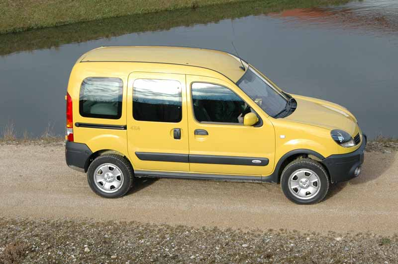 renault kangoo 4x4 1 6 16v mehr sein als schein seite 1. Black Bedroom Furniture Sets. Home Design Ideas