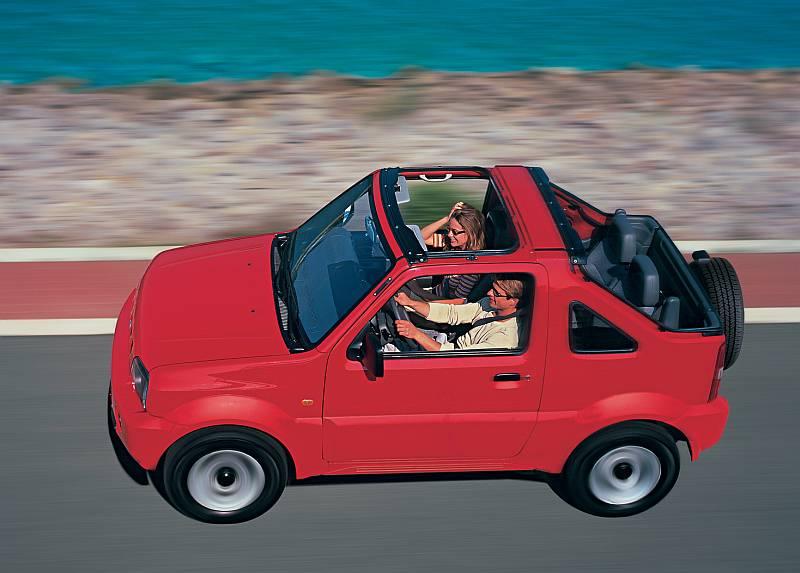 Suzuki Jimny Pret