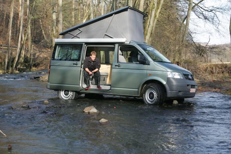 volkswagen bus t5 4motion seikel 800. Black Bedroom Furniture Sets. Home Design Ideas