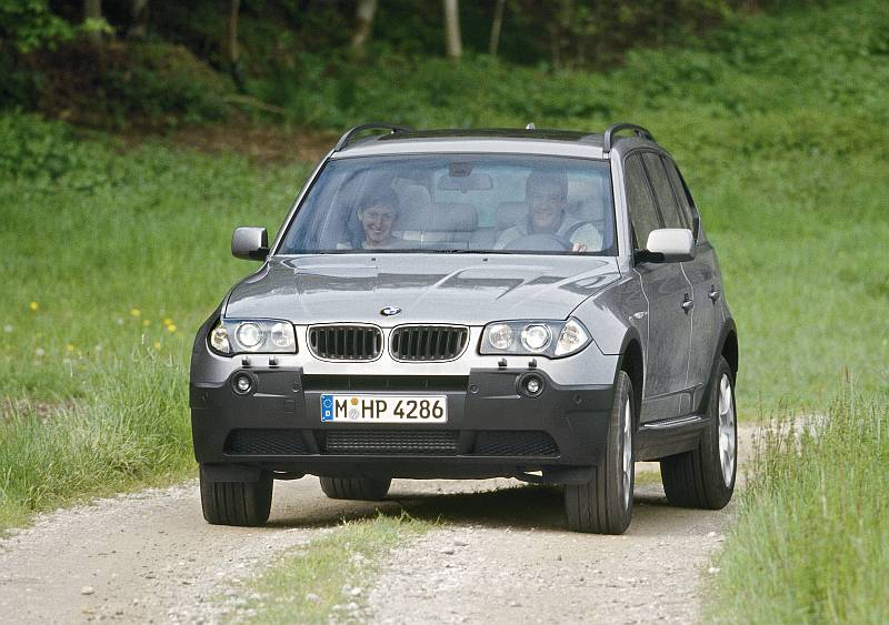 fahrbericht bmw x3 3 0 d seite 5. Black Bedroom Furniture Sets. Home Design Ideas