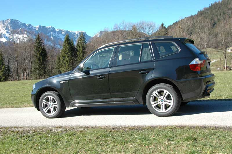 fahrbericht bmw x3 seite 1. Black Bedroom Furniture Sets. Home Design Ideas