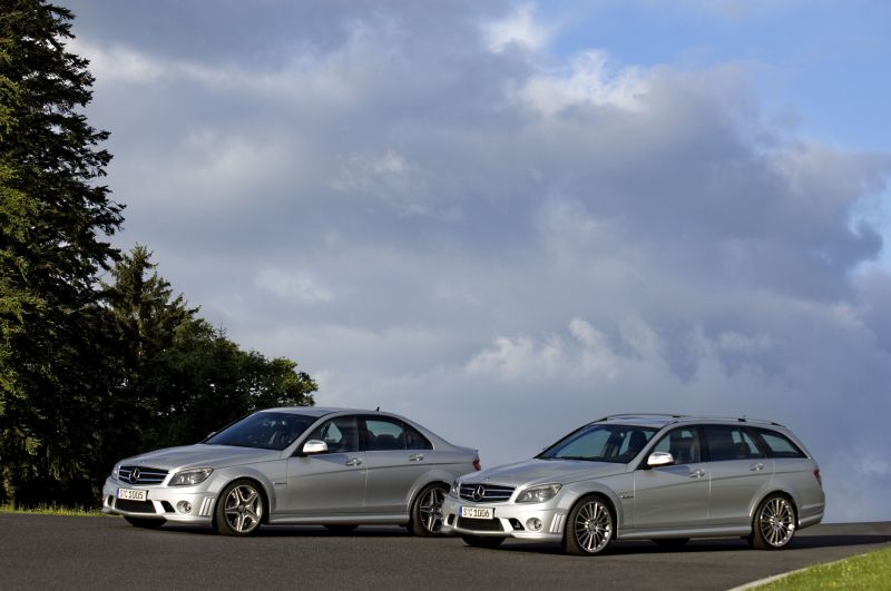 Mercedes Benz C63amg C63 Amg Limo T Stand Lv 800