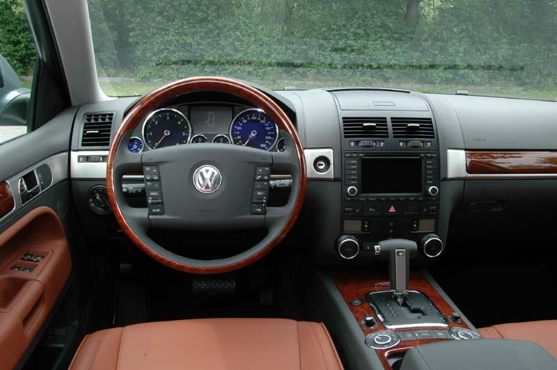 Fahrbericht Volkswagen Touareg 30 V6 Tdi S2