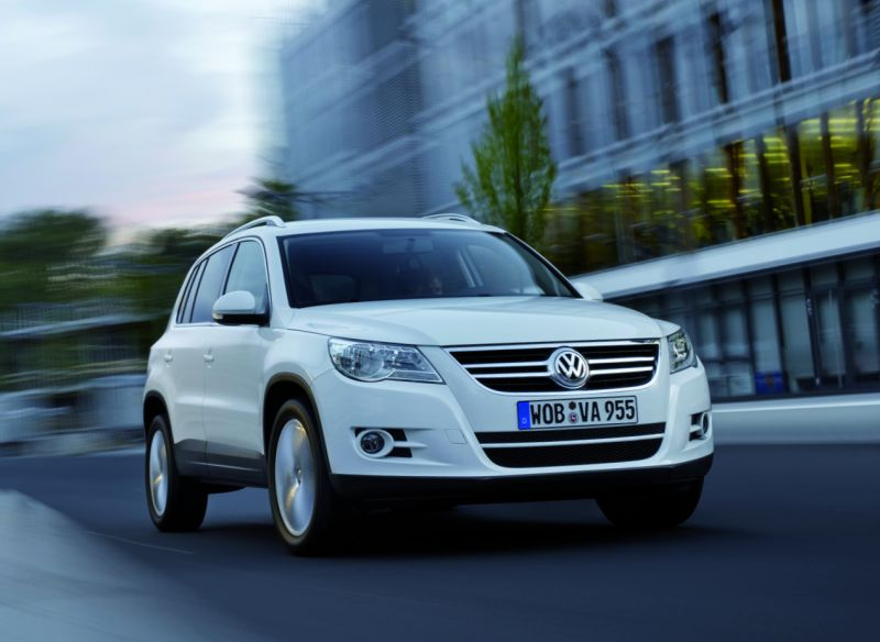 volkswagen tiguan vorstellung iaa 2007 seite 01. Black Bedroom Furniture Sets. Home Design Ideas